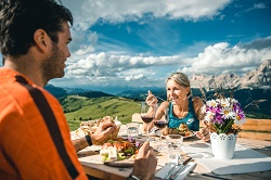 Alta Badia Peaks of Gastronomy molography it