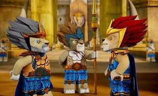 N Lego legendy Chima III. 2