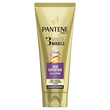 Pantene Pro V 3 Minute Miracle Superfood balzám