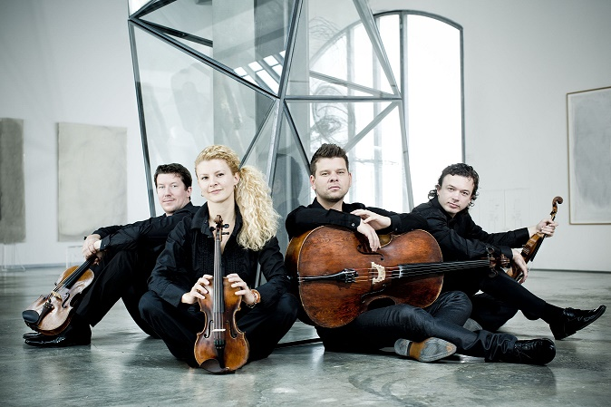 Pavel Haas Quartet 2015