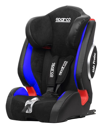 Sparco 9 36 kg ISOFIX