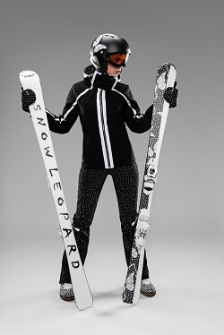 VIST Snow Leopard Antea ski jacket Harmony Plus pants