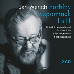 cover Werich Forbiny CD