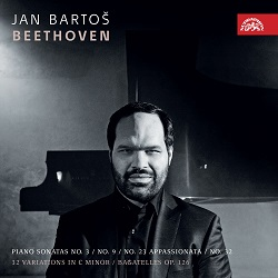 cover Jan Bartos Beethoven