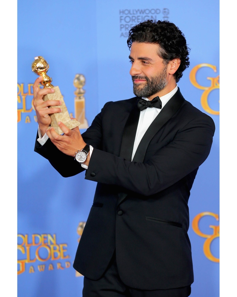 Oscar Isaac at the 2 3638