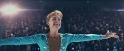 1 Tonya Harding Margot Robbie after landing the triple axel in I TONYA